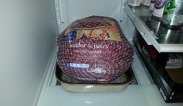 ways to thaw a turkey