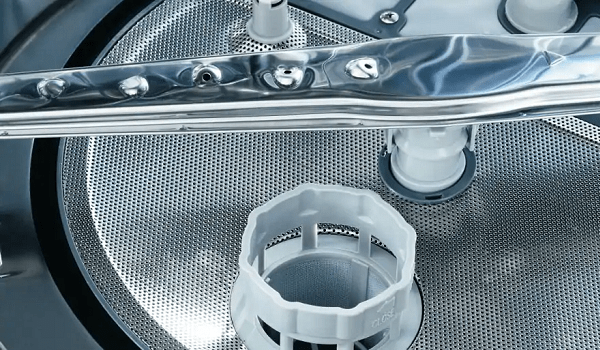 how to clean a frigidaire dishwasher filter