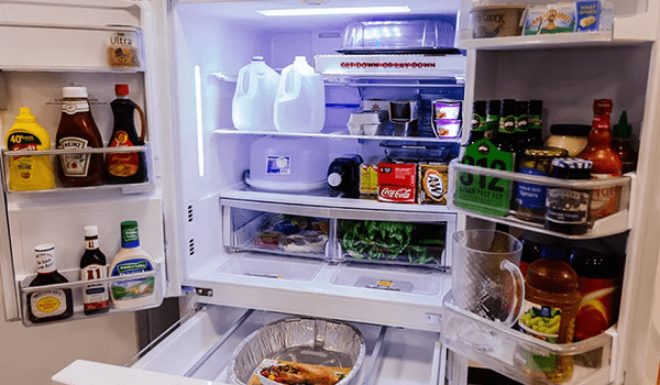 refrigerator storage ideas