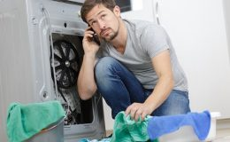 how to fix leaking fisher and paykel washing machine