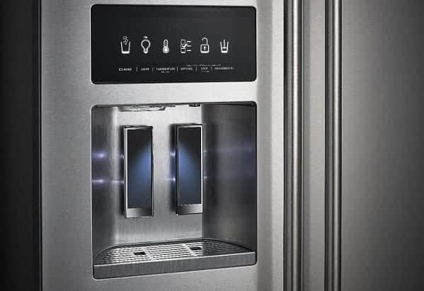 KitchenAid-refrigerator-water-and-ice-dispenser-not-working