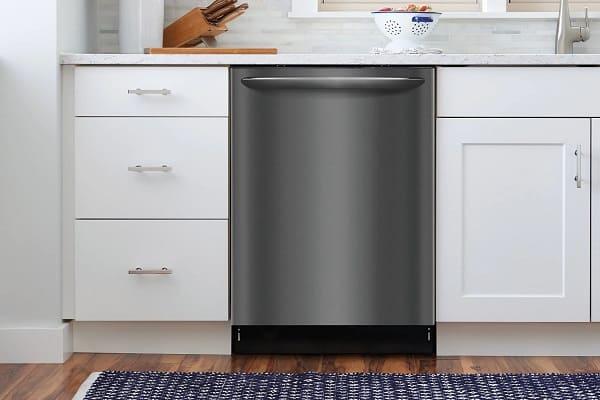 frigidaire dishwasher is not working